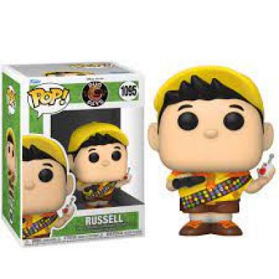 Funko POP! POP Disney: Dug Days - Russell Vinyl Figure