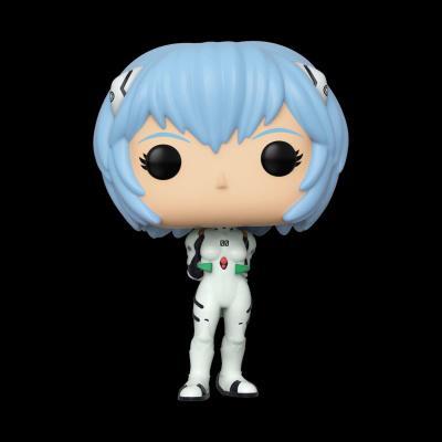 Pop! Anime: Evangelion - Rei
