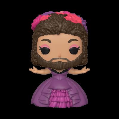 POP Movies: Greatest Showman - Bearded Lady