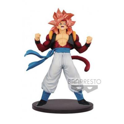 Dragon Ball GT statuette PVC Blood of Saiyans Super Saiyan 4 Gogeta Metallic Hair Color 20 cm