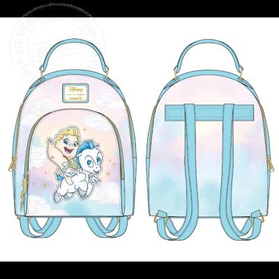 Loungefly Hercules Baby Herc and Pegasus Mini Backpack