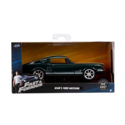 Fast and Furious: Seans 1967 Ford Mustang 1:32