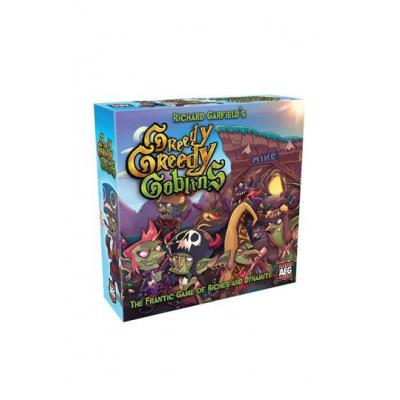 Greedy Greedy Goblins Board Game *English Version*