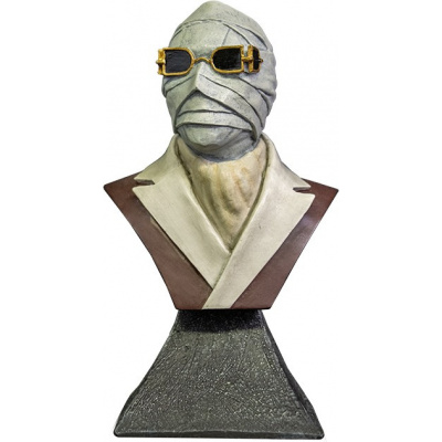 Universal Monsters: The Invisible Man Mini Bust