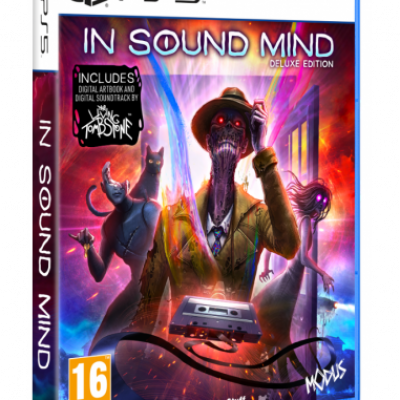 In Sound Mind - Deluxe Edition - PS5
