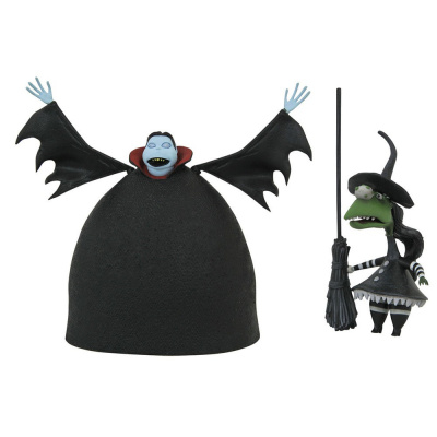 NBX Select: Series 8 - Short Witch and Band Member Action Figure