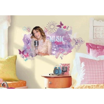 Disney: Violetta - Music, Love and Passion 2 Wall Decal