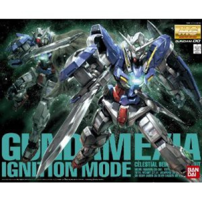 Gundam: Master Grade -Gundam Exia Ignition Mode 1:100 Model Kit