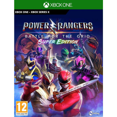 Power Rangers Battle for the Grid - Super Edition Xbox One
