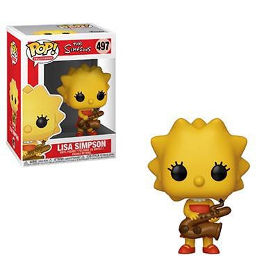 POP Animation: Simpsons - Lisa