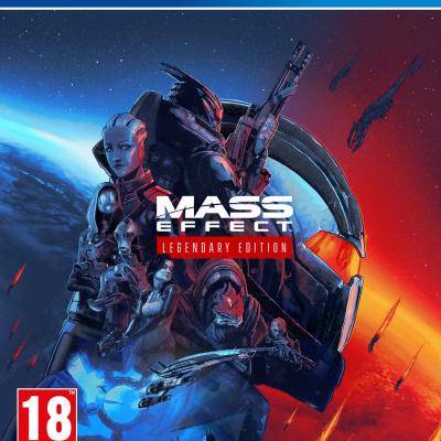 PS4 Mass Effect Trilogy - Legendary Edition PS4