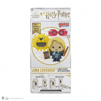 Harry Potter: Luna Figurine Eraser with Accessories