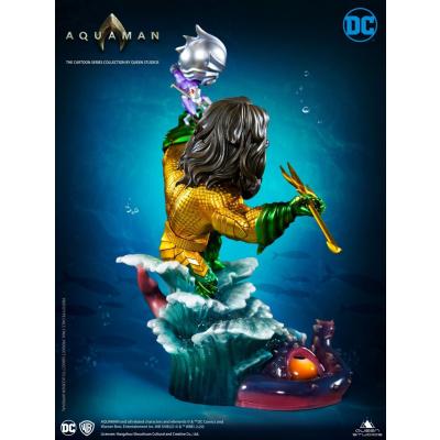 DC Comics: Cartoon Aquaman 1:3 Scale Statue