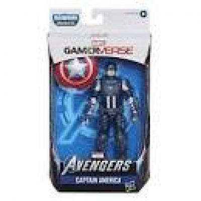 Marvel Legends Captain America 6 Inch Action Figuur