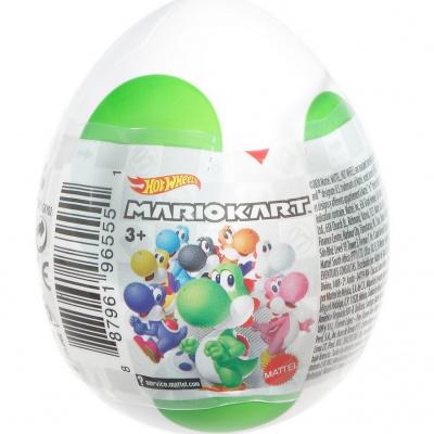 Yoshi Surprise Hot wheels Mario Kart Egg