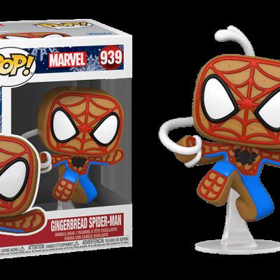 POP Marvel: Holiday - Gingerbread Spider-Man