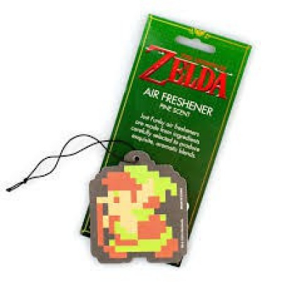 ZELDA - Zelda Pixel Art Car Air Freshener