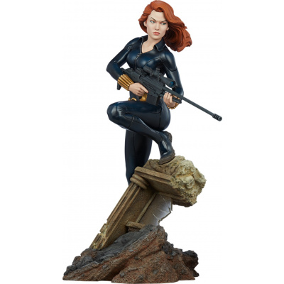 Marvel: Avengers Assemble Collection - Black Widow 1:5 Scale Statue