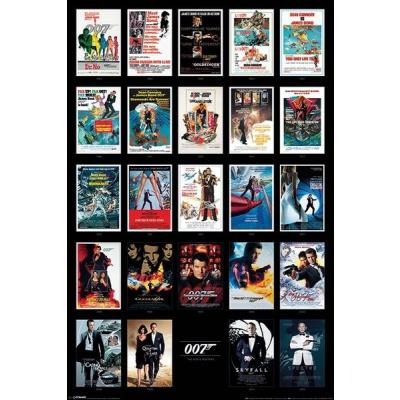James Bond: Movie 61 x 92 cm Poster