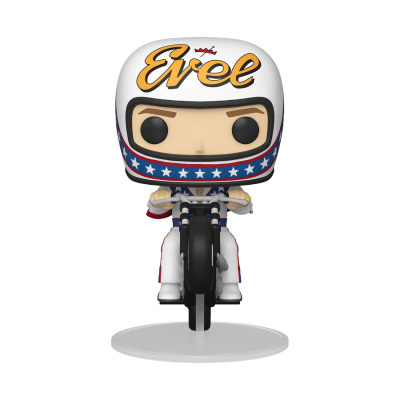 Pop! Rides: Evel Knievel on Motorcycle