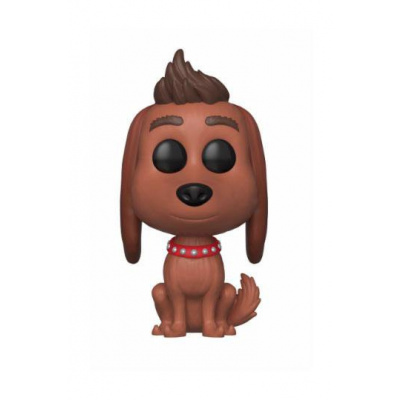 The Grinch 2018 POP Movies Vinyl Figure Max the Dog 9 cm