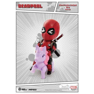 Marvel: Deadpool Pony Figurine