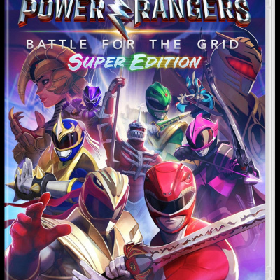 Nintendo Switch Power Rangers Battle for the Grid - Super Edition