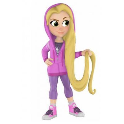 Ralph Breaks the Internet Rock Candy Vinyl Figure Rapunzel 13 cm