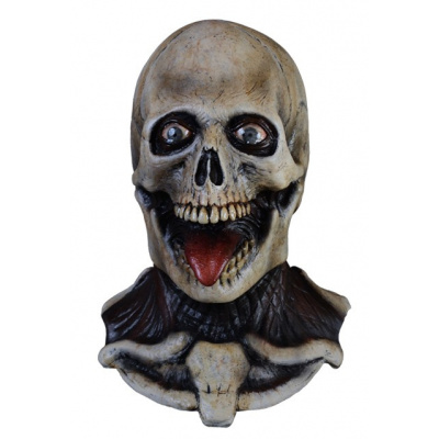 The Return of the Living Dead: Party Time Skeleton Mask
