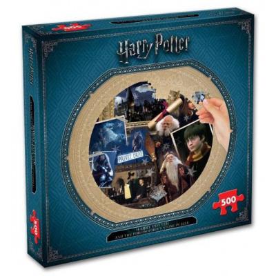 Home Puzzels LegpuzzelsHarry Potter Philosophers Puzzel (500 stukjes)