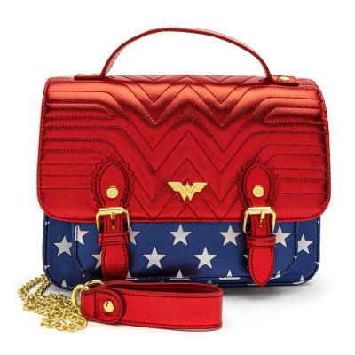 Loungefly DC Comics: Wonder Woman - International Women's Day Crossbody Bag