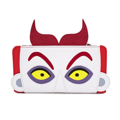 The Nightmare Before Christmas: Lock Faux Leather Flap Wallet