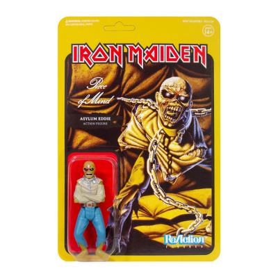 Iron Maiden: Piece of Mind - Asylum Eddie 3.75 inch ReAction Figure