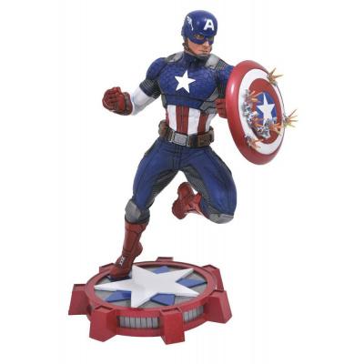 Marvel Gallery Captain America beeldje van 23 cm