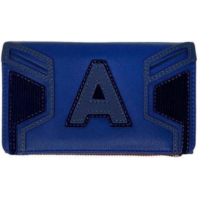 Marvel: Avengers Endgame - Captain America Hero Flap Wallet