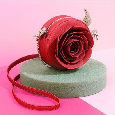 DISNEY - Beautiful as a Rose Crossbody