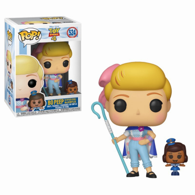 Pop Disney: Toy Story 4 - Bo Peep with Officer McDimples 524