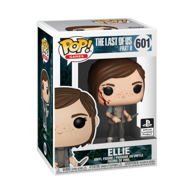 Pop! Games: The Last of Us Part 2 - Ellie