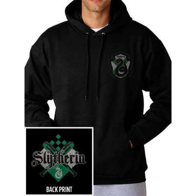Harry Potter Hooded Sweater House Slytherin