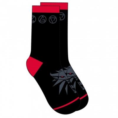 The Witcher - Monster's Bane Socks