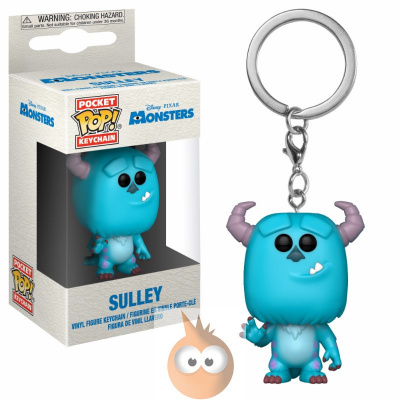 POP Keychain: Monster's Inc. - Sulley