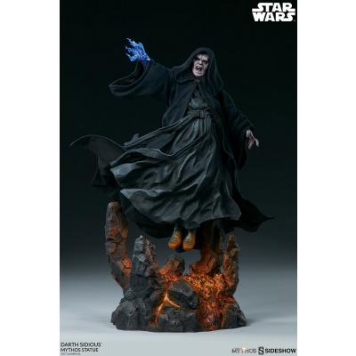 Star Wars: Darth Sidious Mythos Statue
