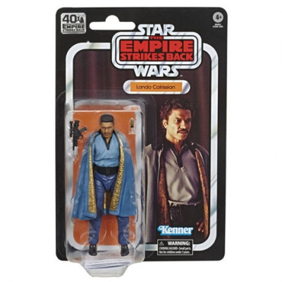 Star Wars The Black Series Lando Calrissian Toy Action Figure