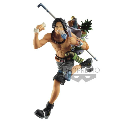 One Piece: Three Brothers Figure b - Portgas. D. Ace