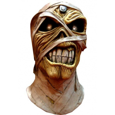 Iron Maiden: Powerslave Mummy Mask
