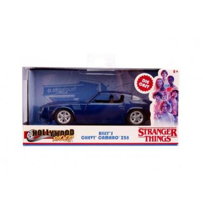 Stranger Things: 1979 Chevrolet Camaro Blue 1:32
