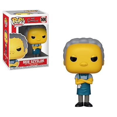 POP Animation: Simpsons - Moe