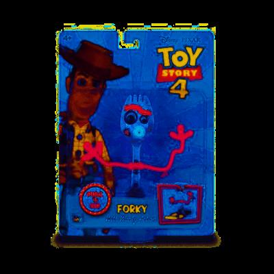 Disney: Toy Story - Pull Back Forkie 15 cm