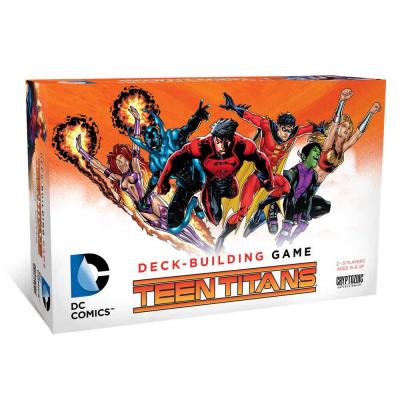 DC Comics: Deck-Building Game 4 - Teen Titans