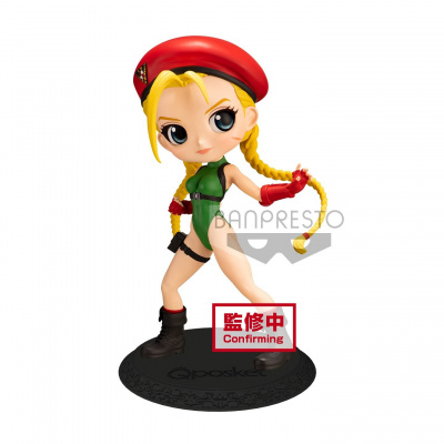 Street Fighter: Q Posket - Cammy Version A